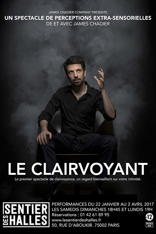 le clairvoyant - spectacle